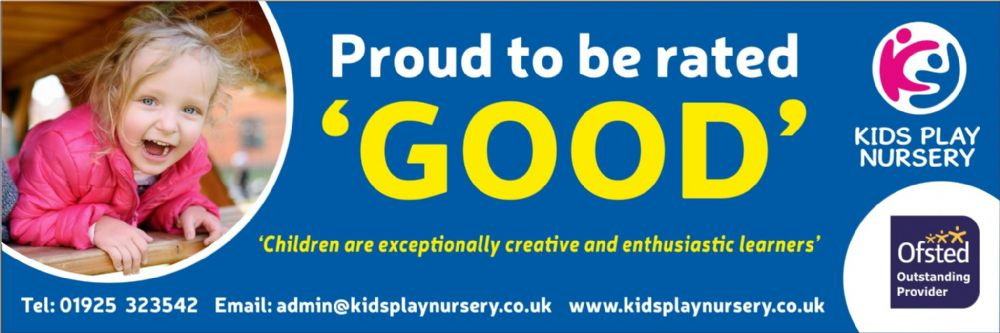 Ofsted Good banner - Template 7